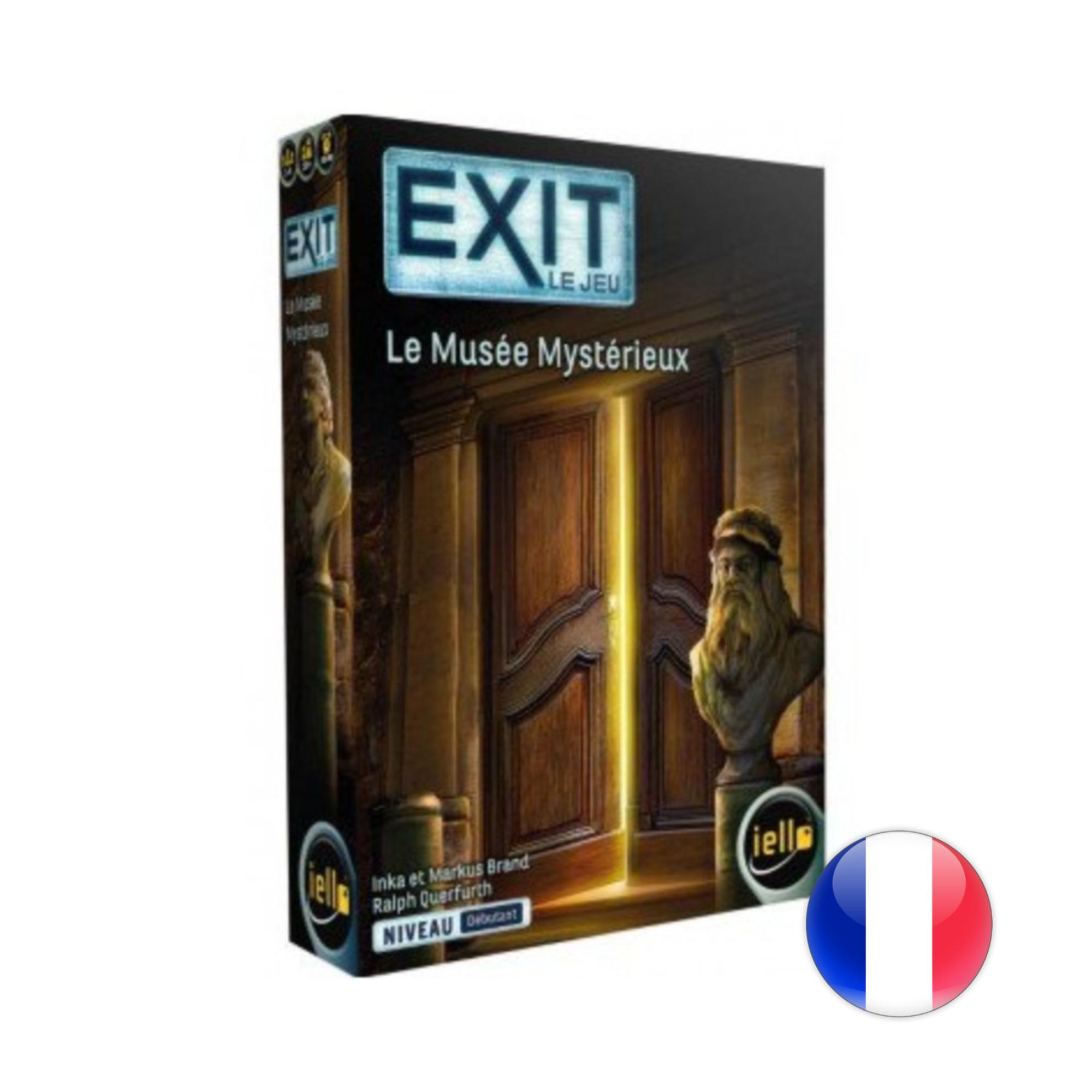 IELLO Exit: Le Musée Mystérieux