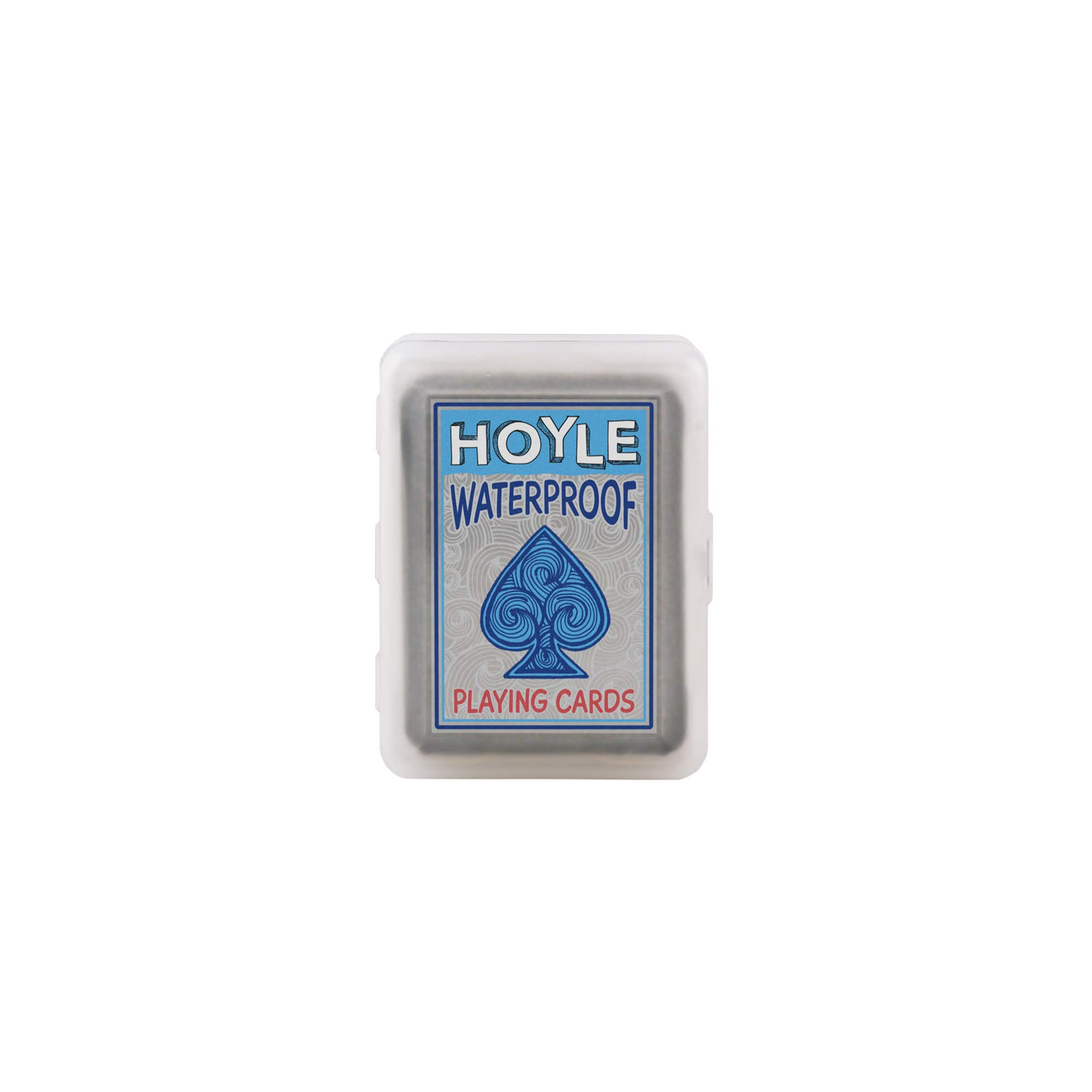 Bicycle Cartes à jouer Bicycle -  Hoyle Clear Waterproof