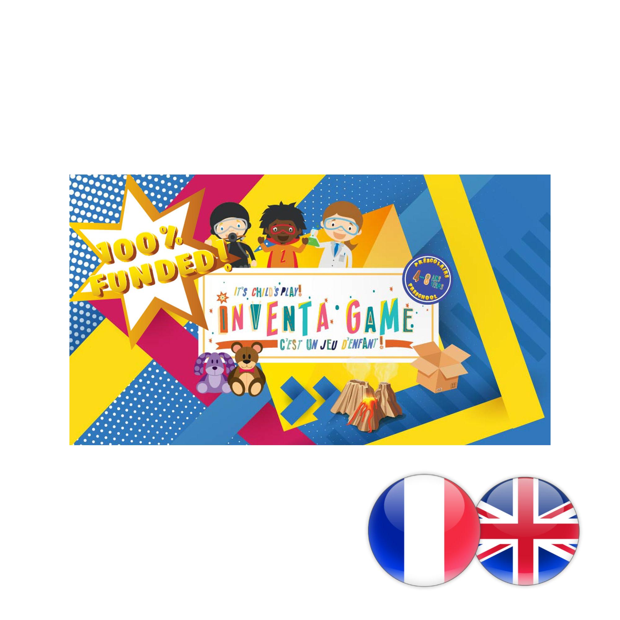 Inventa Games Inventa Game - Version originale