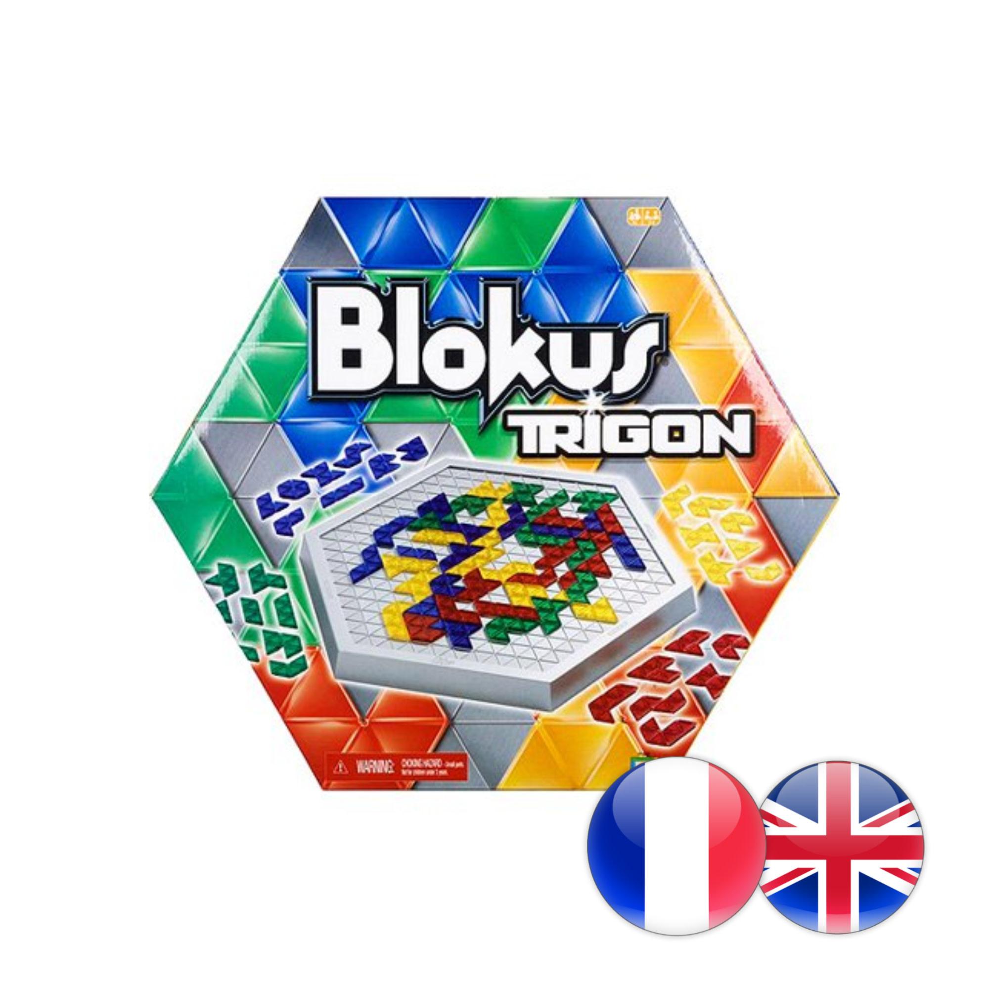 Mattel Inc. Blokus Trigon