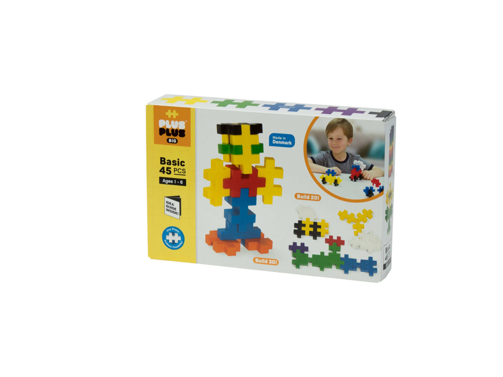 Plus Plus Plus Plus BIG 45pcs - Basic