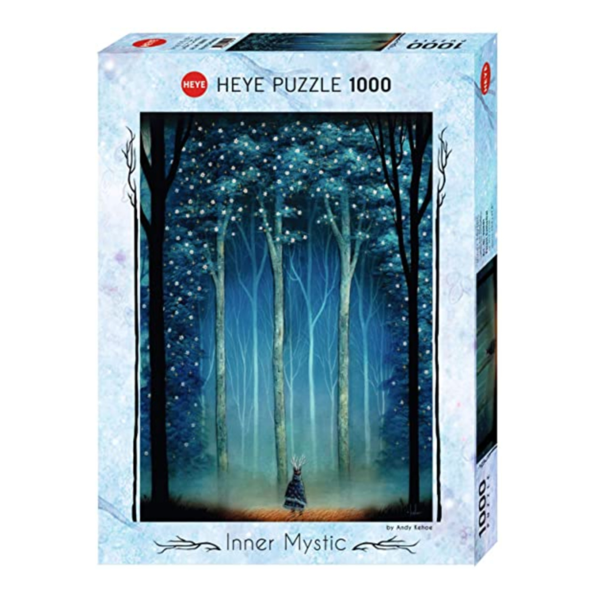 Heye Puzzle 1000: Forest Cathedral