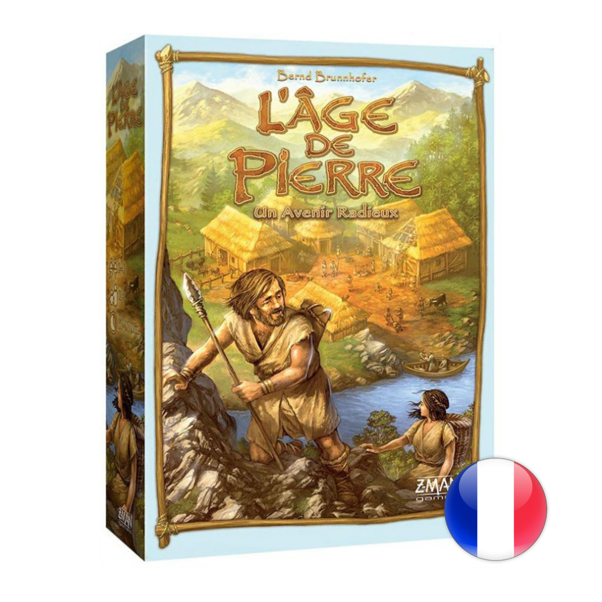 Edge Entertainment L'Âge de Pierre - Un Avenir Radieux