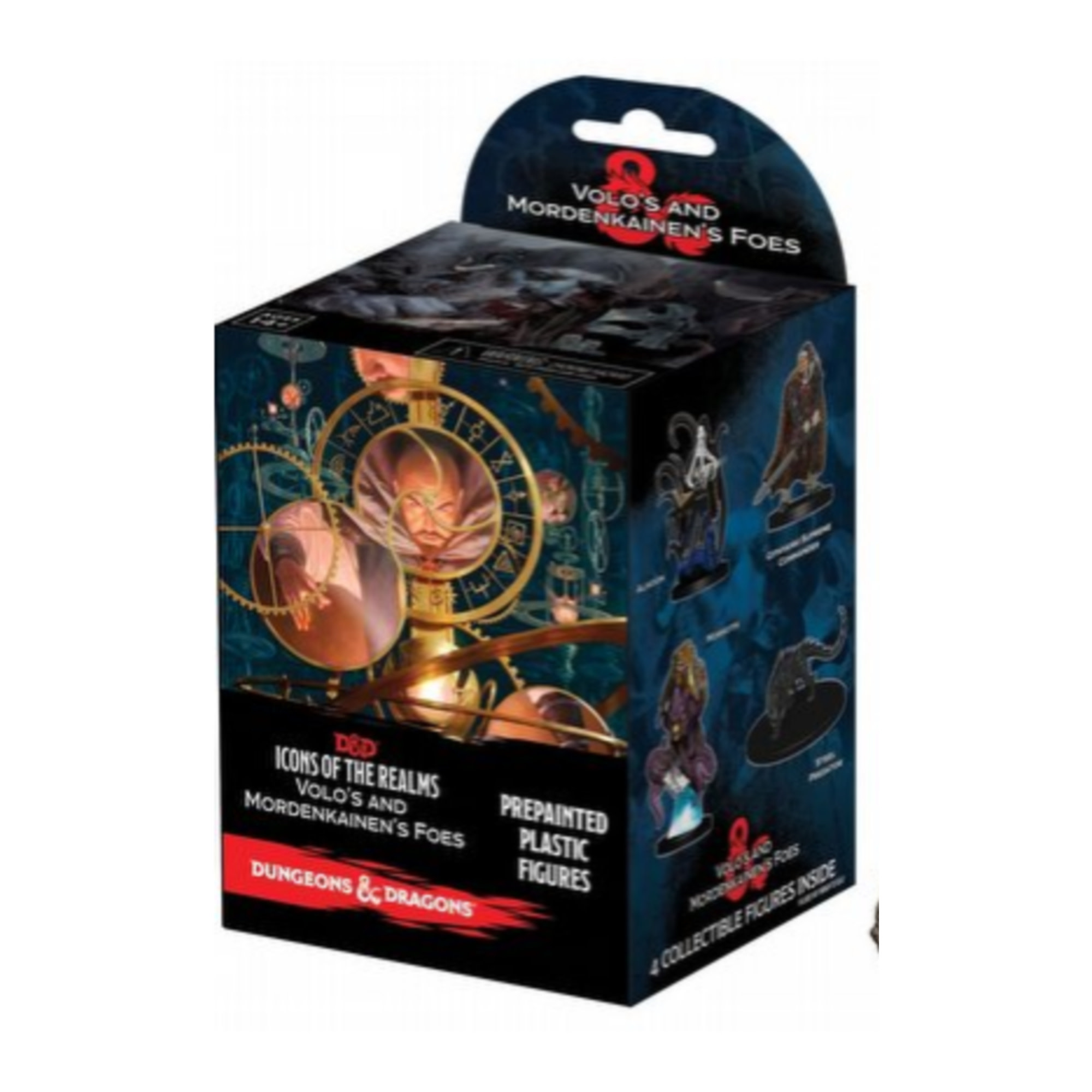 Wizkids Games D&D Minis: Icons of the Realms Volo & Mord.'s Foes Eight Ct. Booster