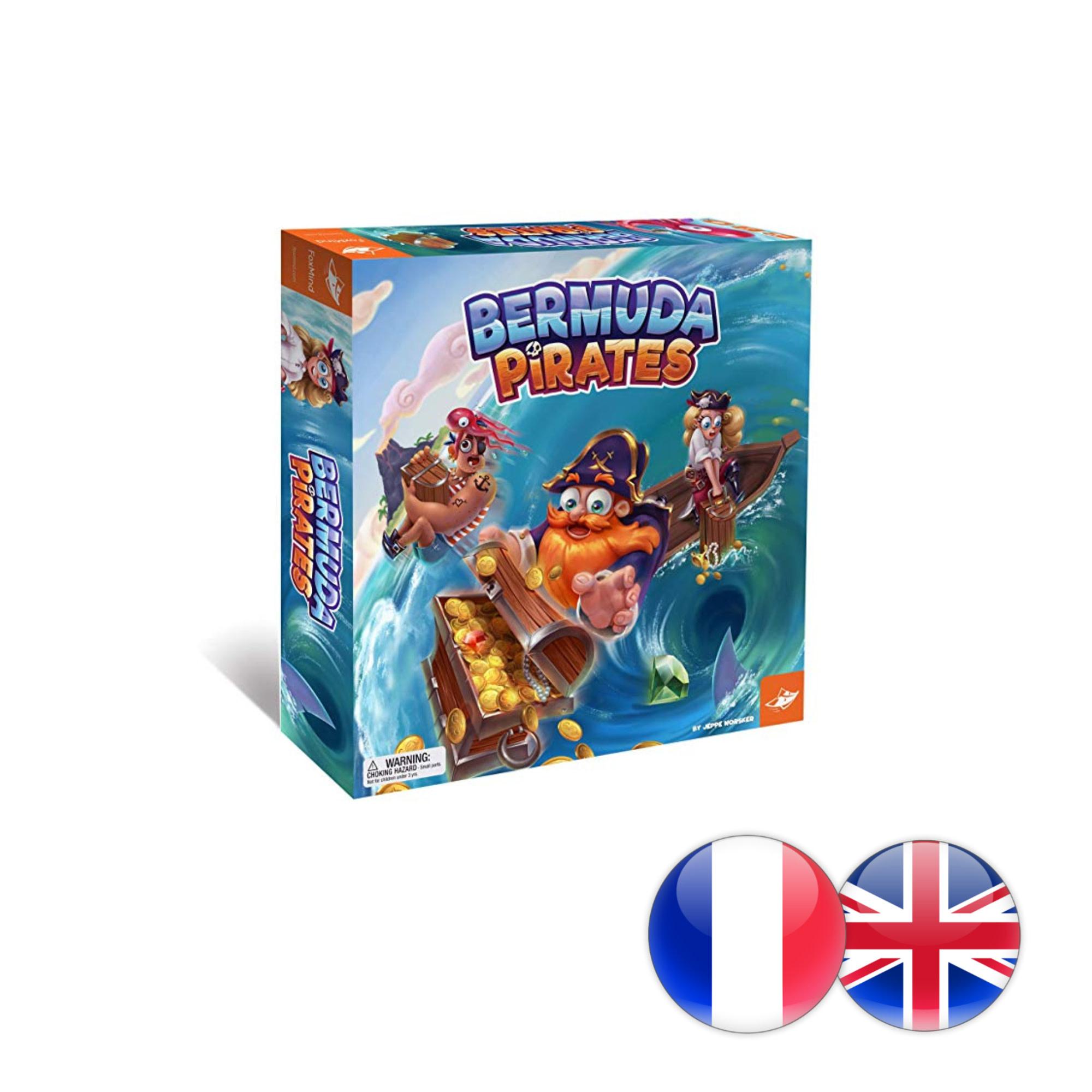 FoxMind Bermuda Pirates (multi)