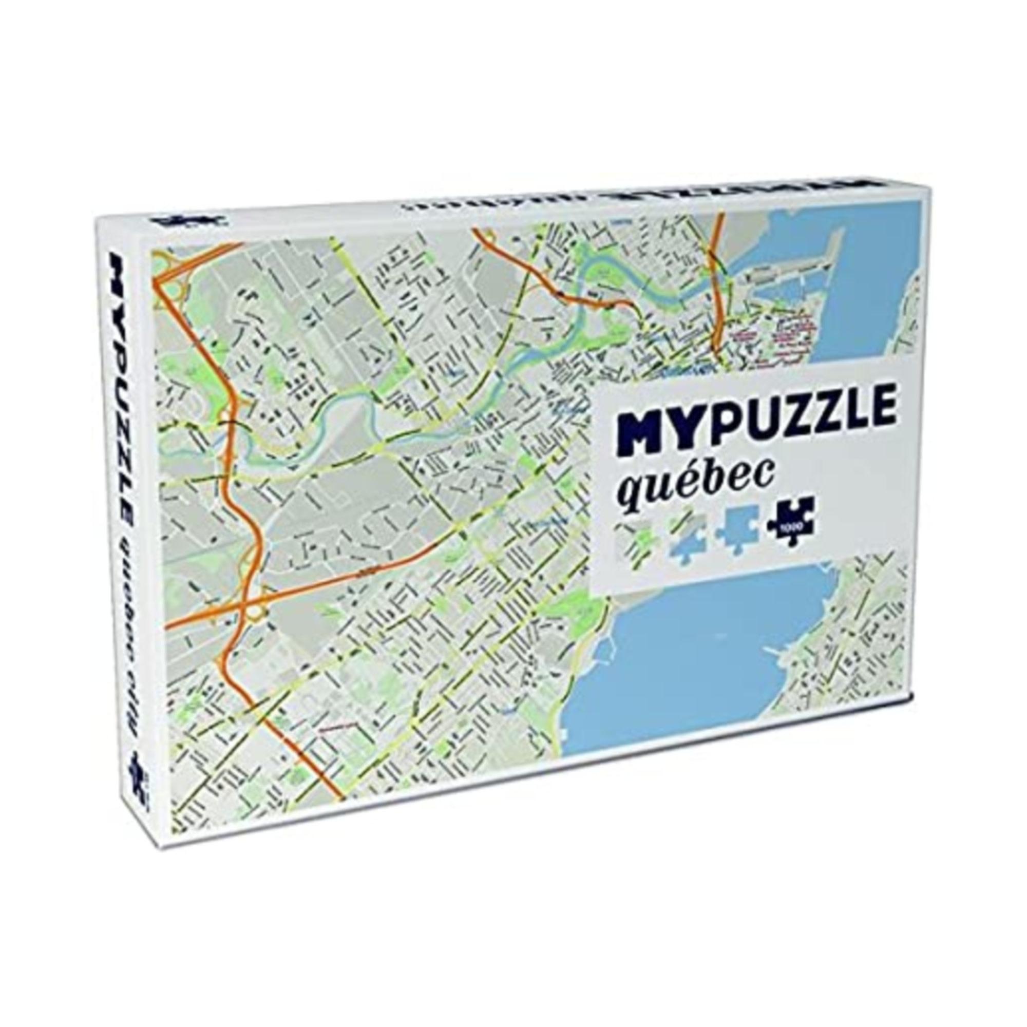 Helvetiq My Puzzle Québec /  1000 pièces