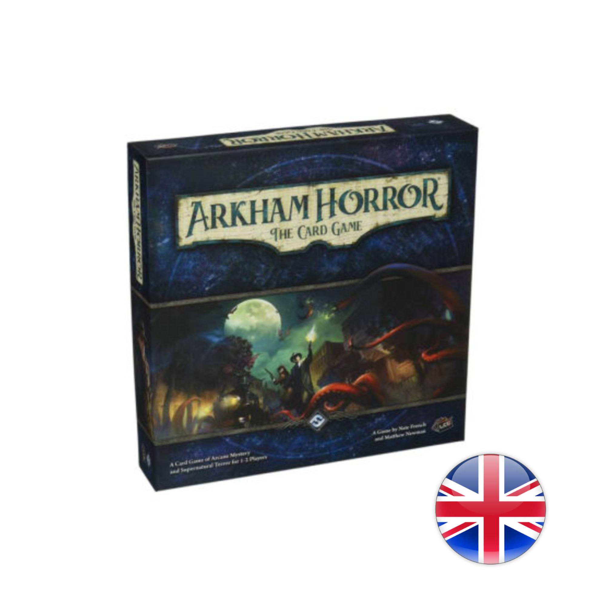 Fantasy Flight Games Arkham Horror the Card Game