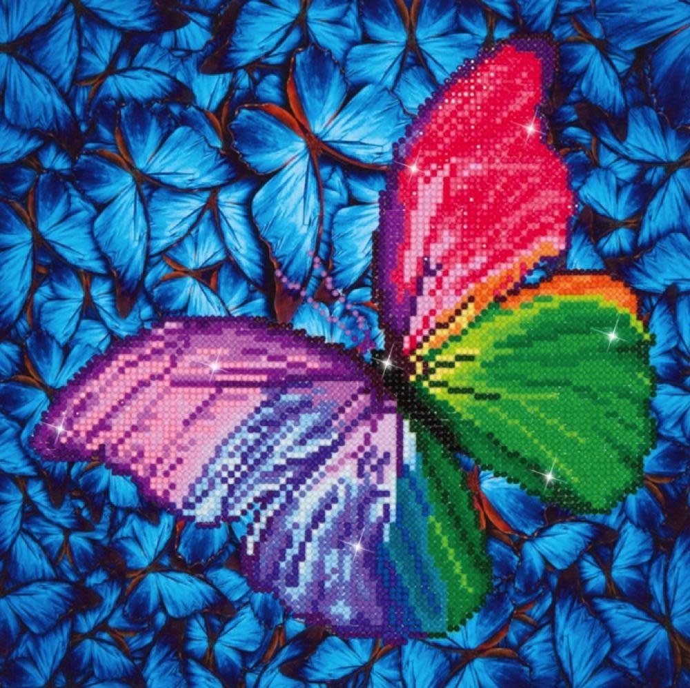 Diamond Dotz Diamond Dotz - Flutter by Pink