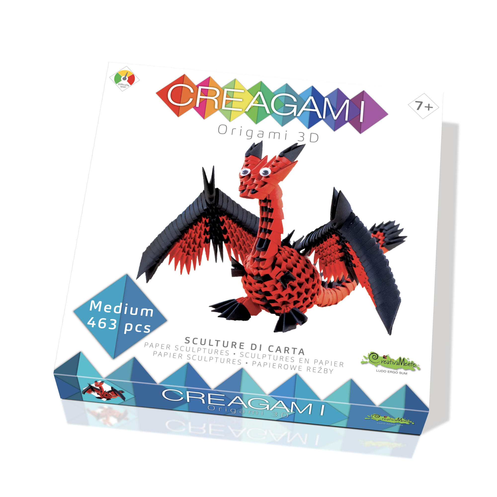 Creagami, dragon 463 mcx