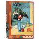 Eurographics Puzzle 1000: Blue Vase by Paul Cezanne