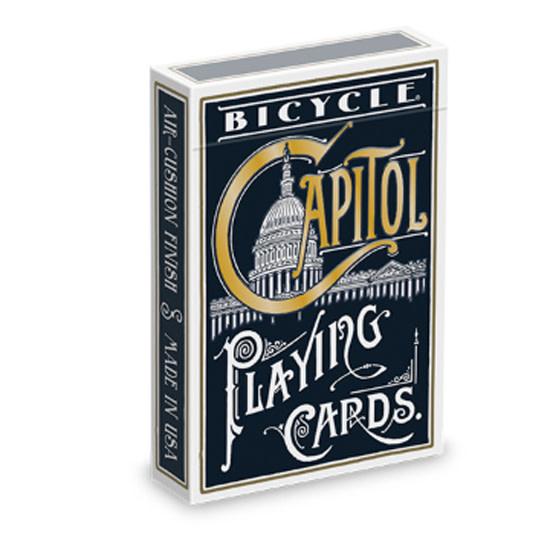 Bicycle Cartes à jouer Bicycle -  Capitol
