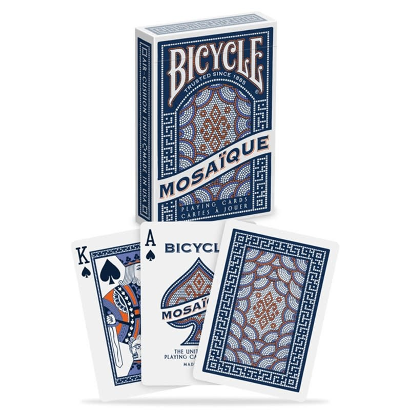 Bicycle Cartes à jouer Bicycle -  Mosaique
