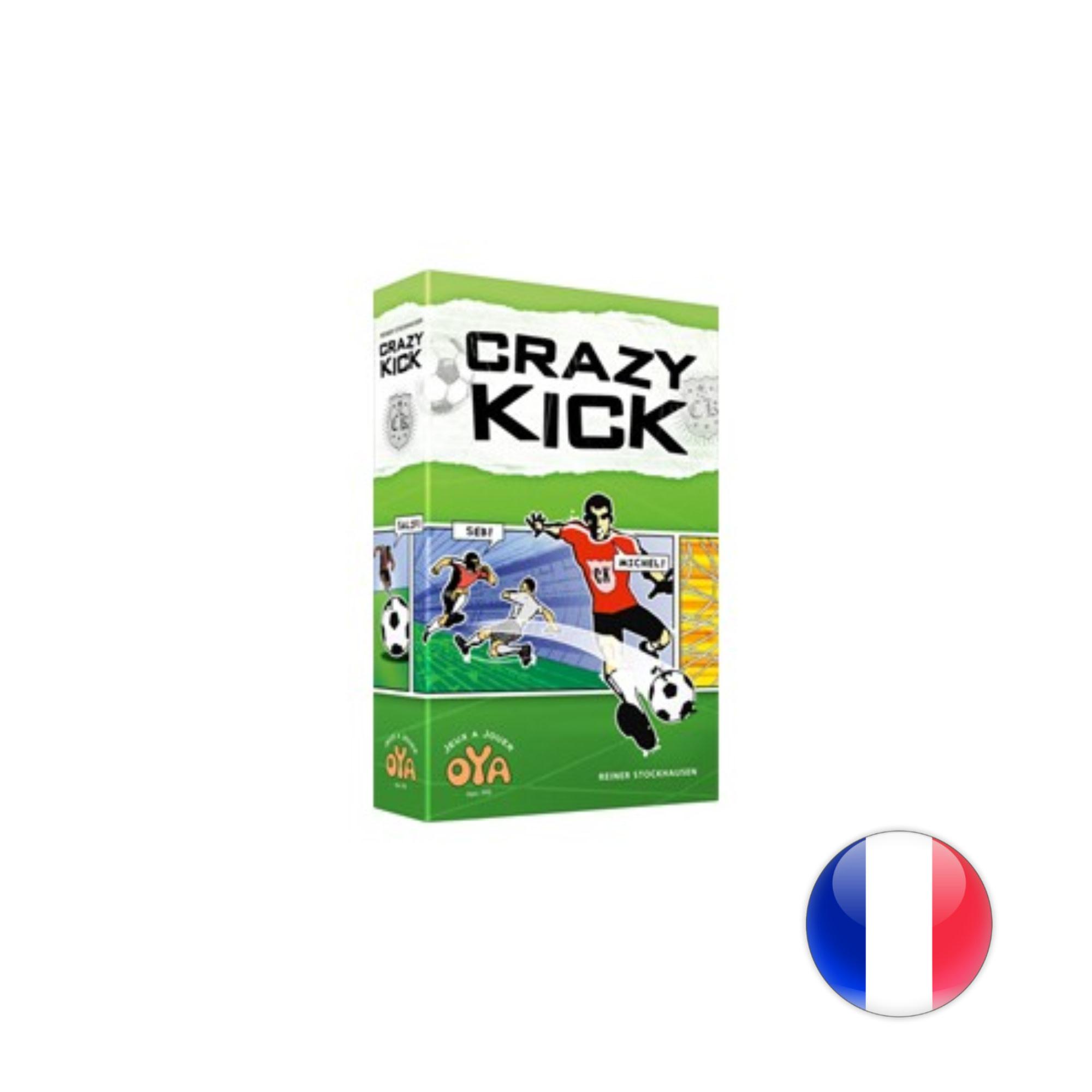 Oya Crazy Kick VF