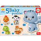 Educa Puzzle bébé 5: Animaux
