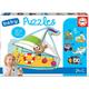 Educa Puzzle bébé 5: Véhicules