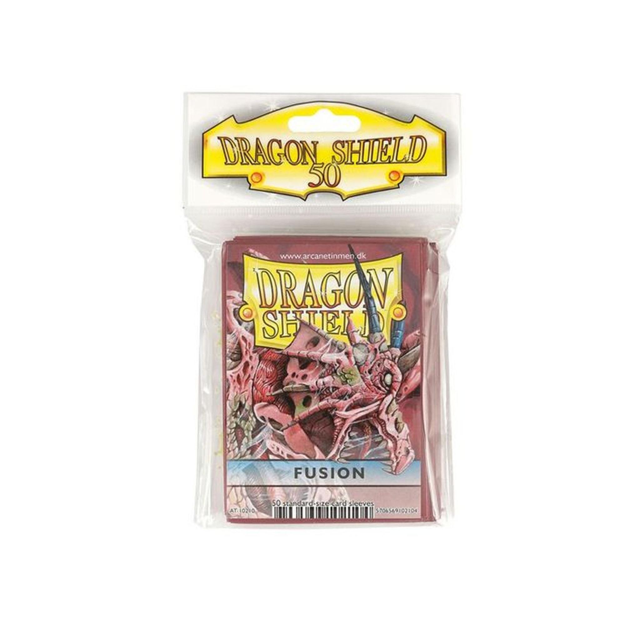 Arcane Tinmen Dragon Shields: (50) Classic Fusion