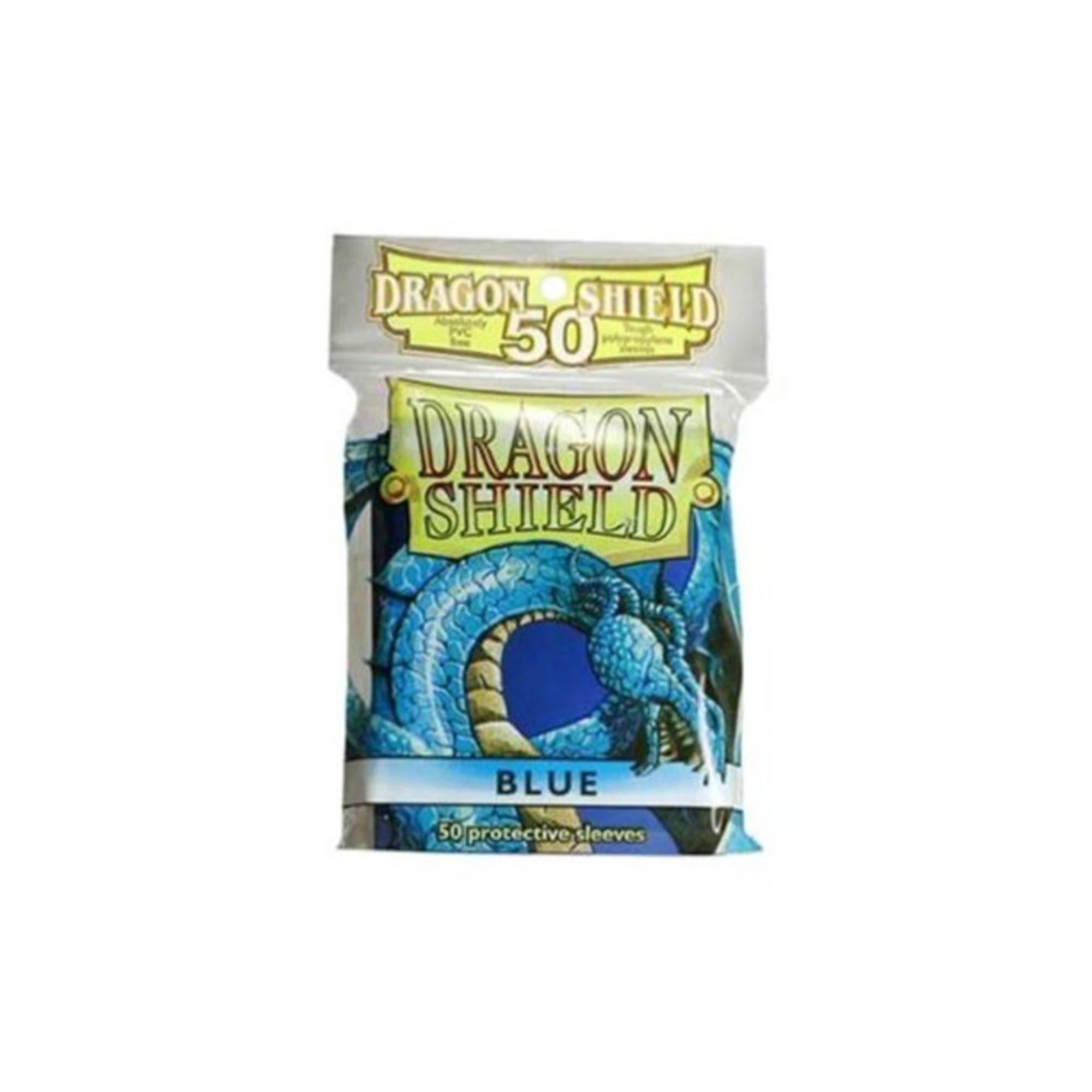 Arcane Tinmen Dragon Shields: (50) Classic Blue