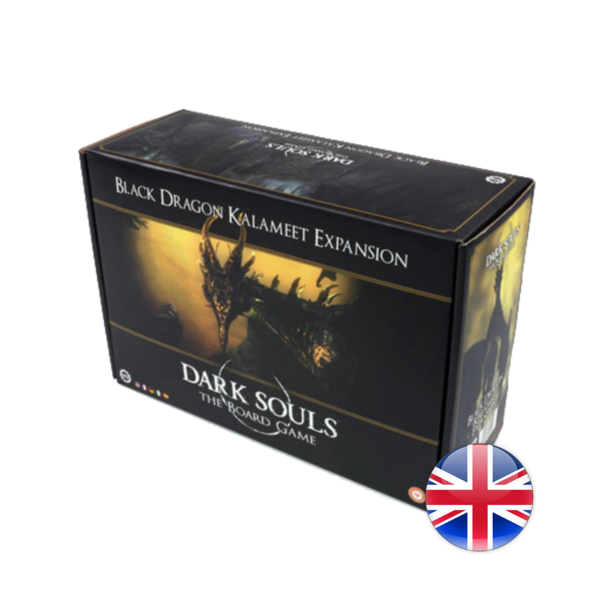 Dark Souls: The Board Game - Wave 2 Black Dragon Kalameet