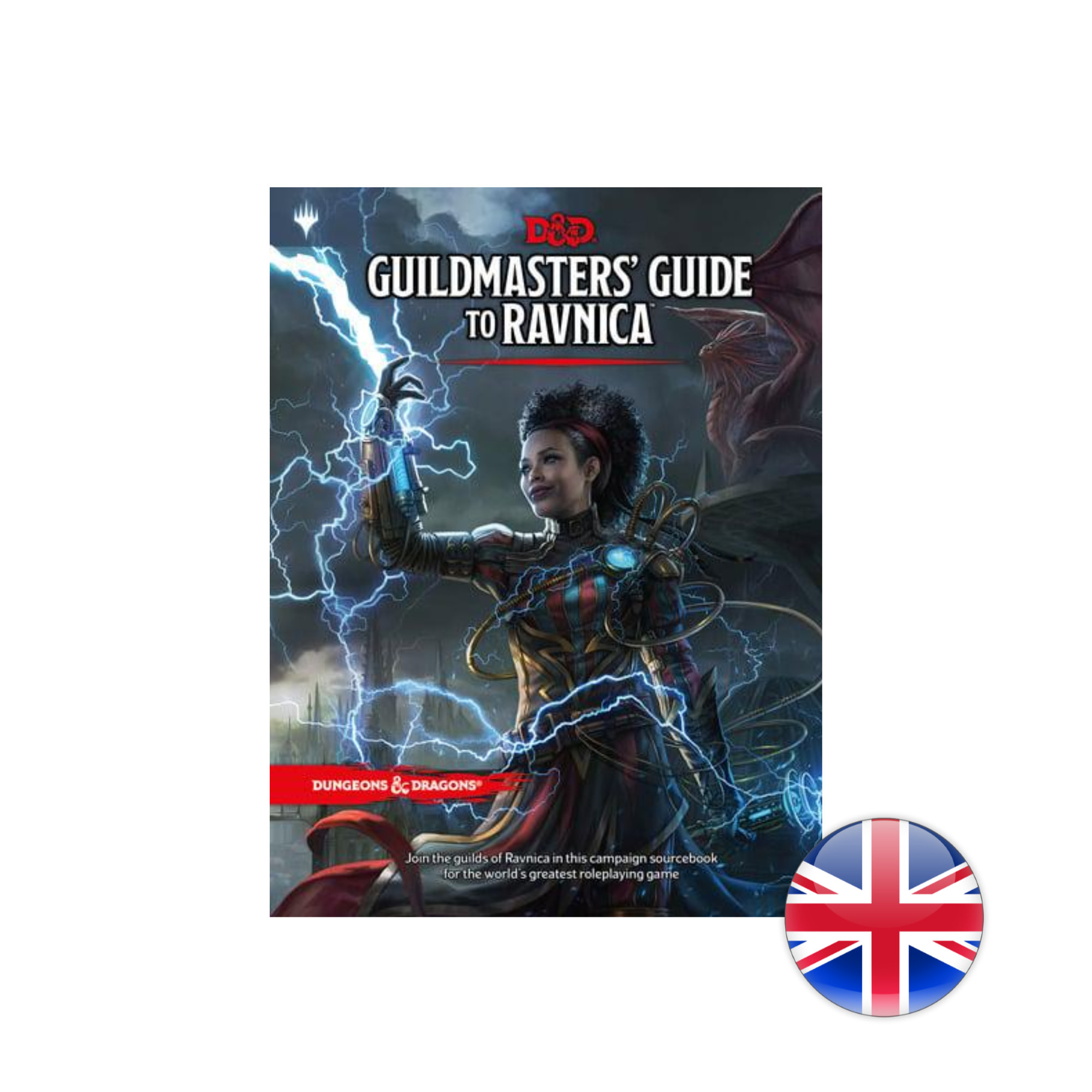 Wizards of the Coast D&D Dungeons & Dragons: Guildmasters'Guide To Ravnica