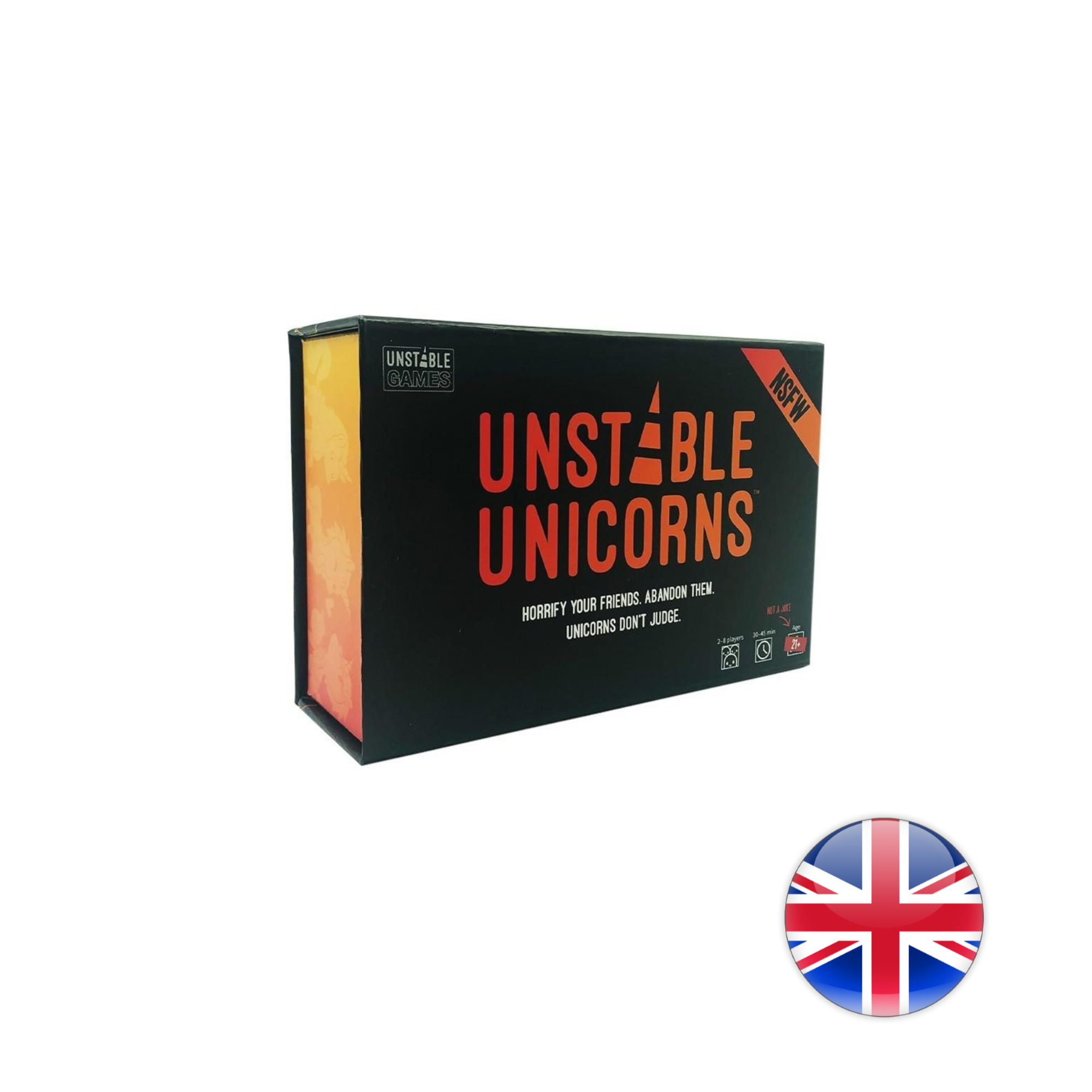 Breaking Games Unstable Unicorns NSFW