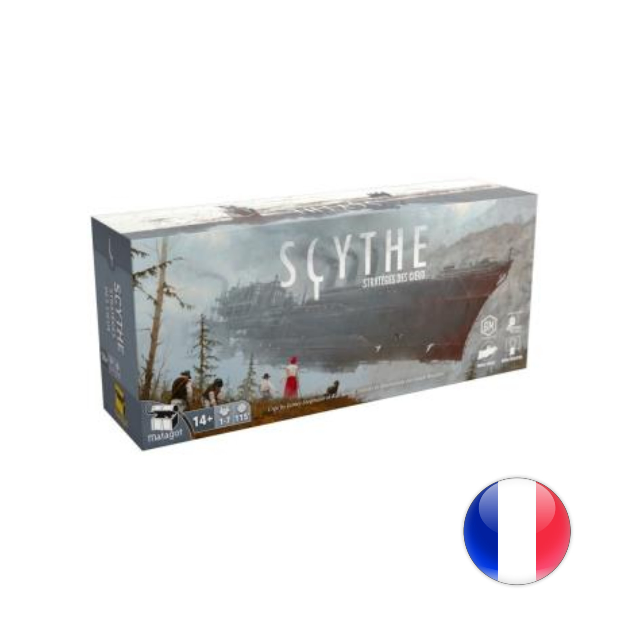 Matagot Scythe / Stratèges des cieux