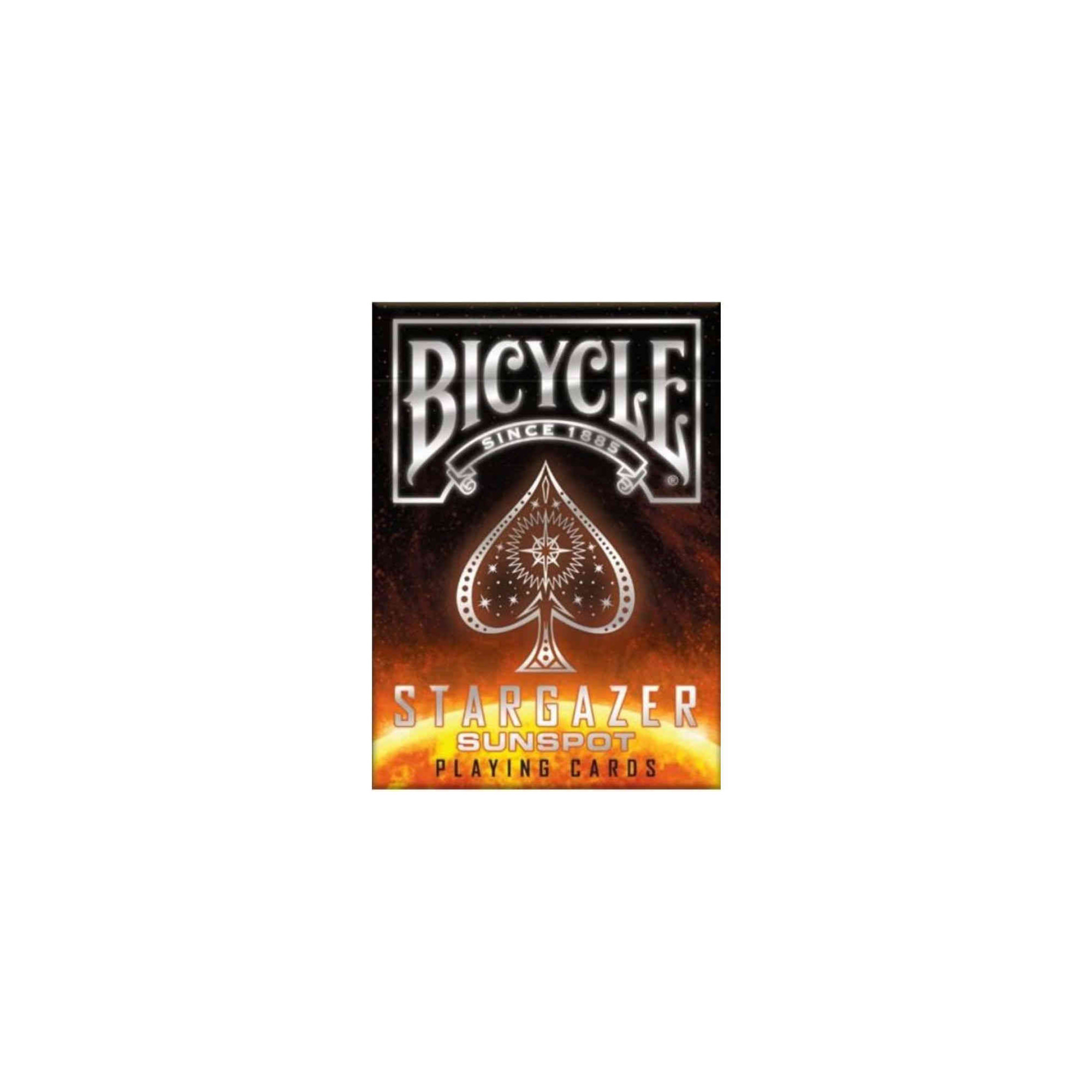 Bicycle Bicycle - Sunspot Cards