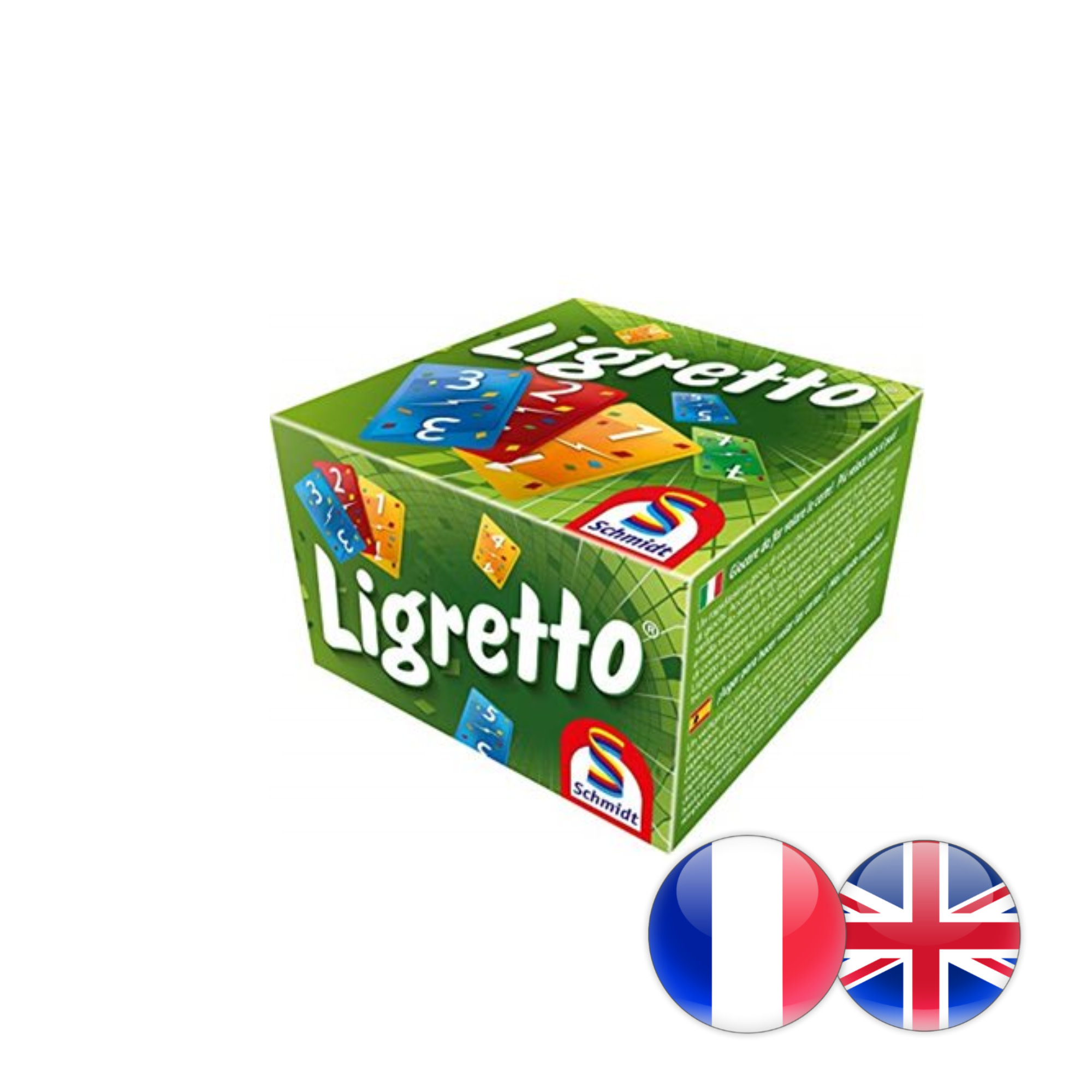Schmidt Ligretto Green