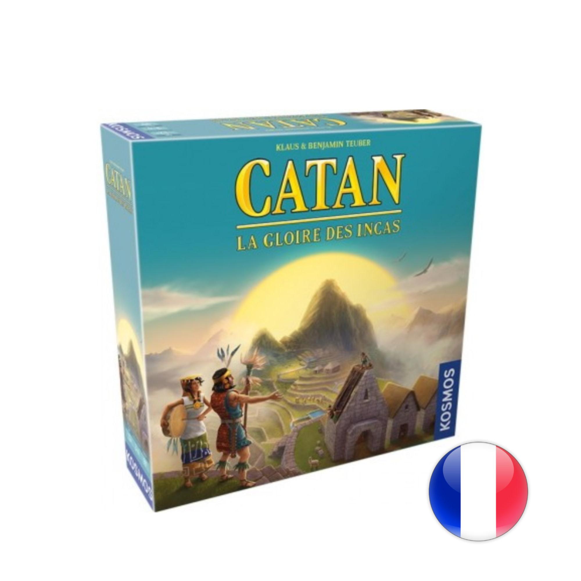 Kosmos Catan - La Gloire des Incas