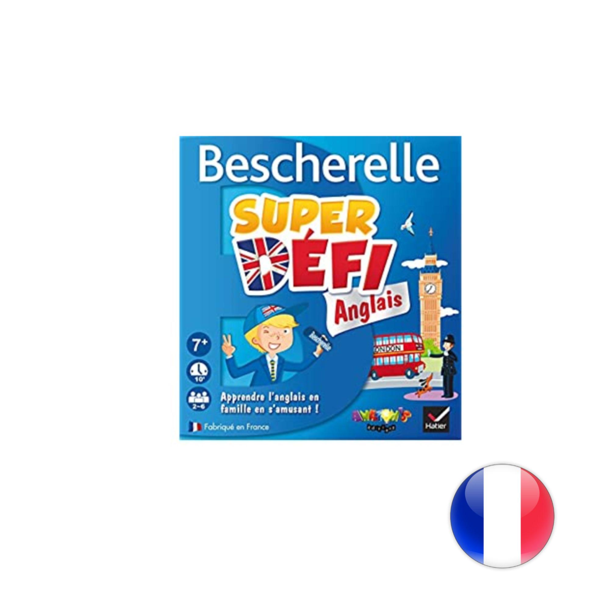 Super défi Béscherelle : Anglais VF