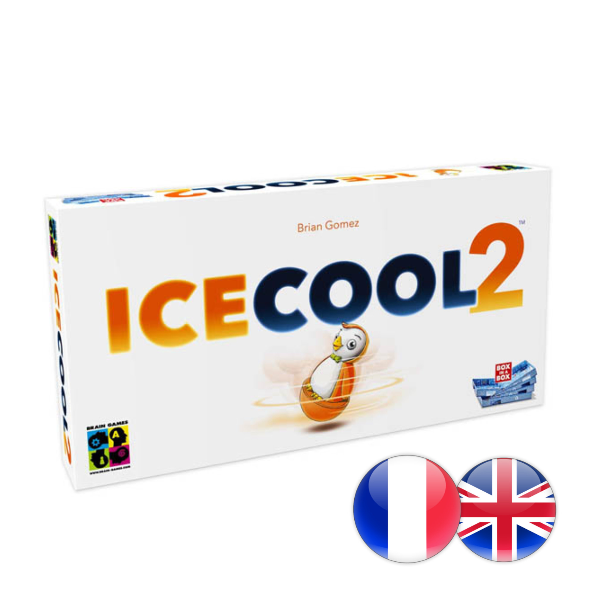 Brain Games Ice Cool 2