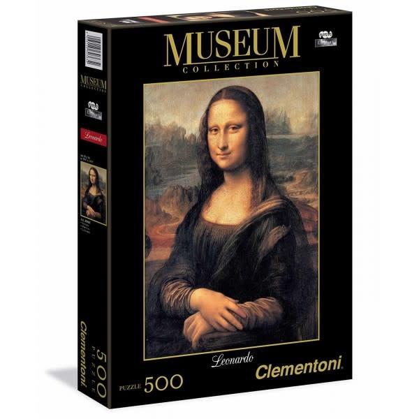 Clementoni Puzzle 500: Da Vinci - La Joconde