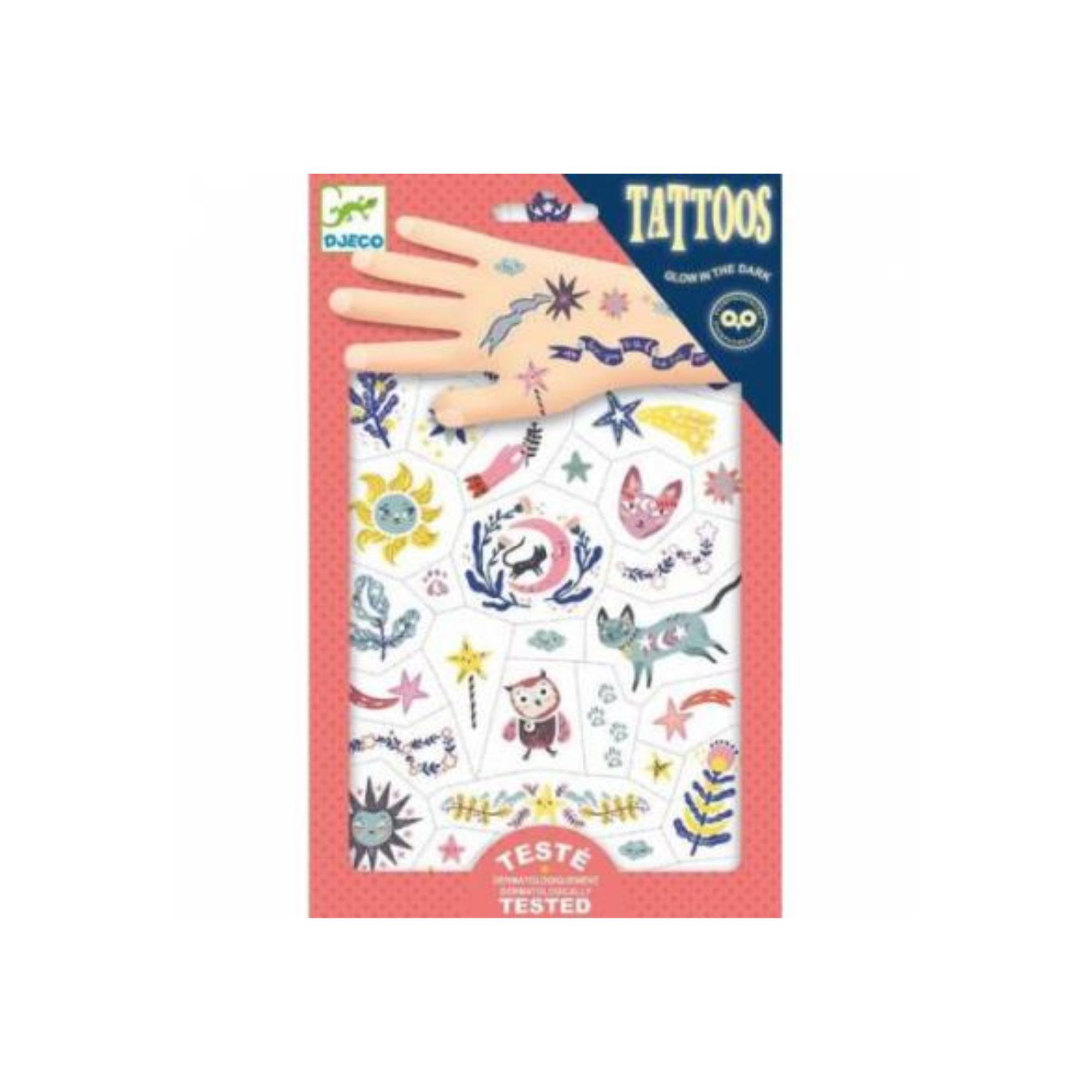 Djeco Tatouages / Sweet dreams