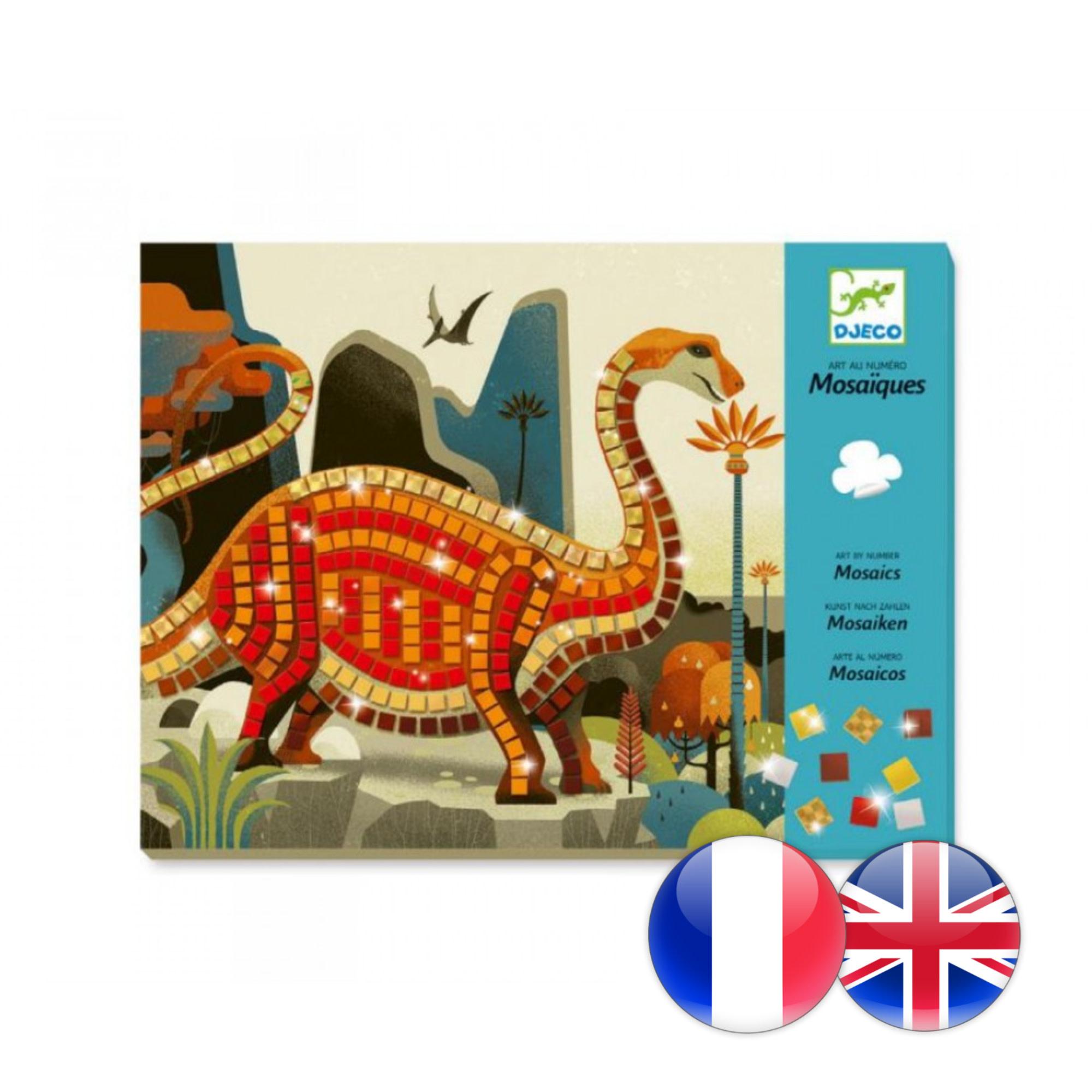 Djeco Mosaïques / Dinosaures