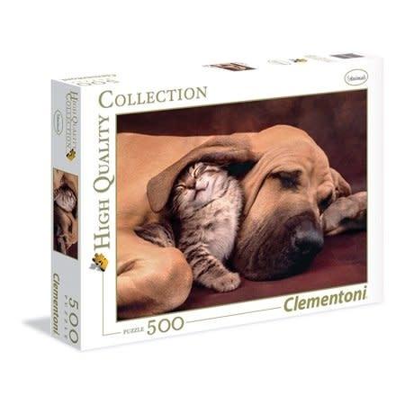 Clementoni Puzzle 500: Doux Moment