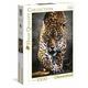 Clementoni Puzzle 1000: La marche du jaguar