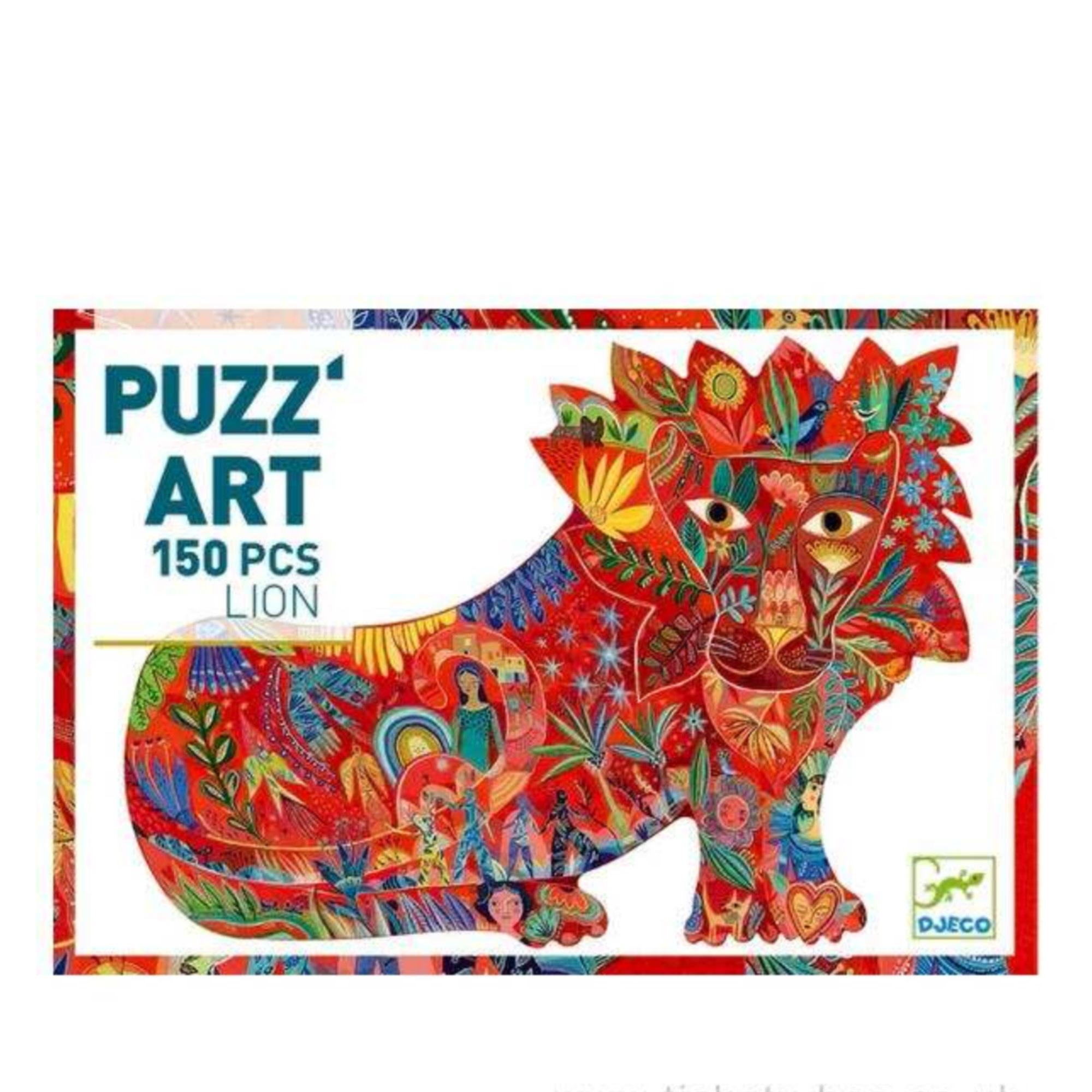 Puzz'Art / Lion / 150pcs