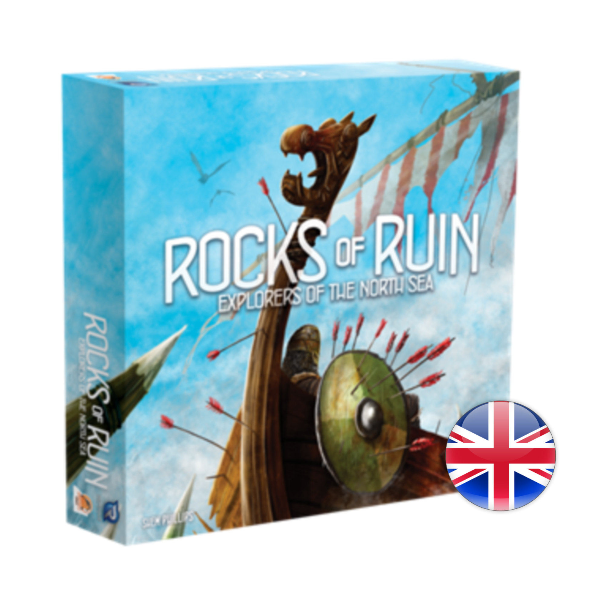 Renegade Explorers of the North Sea: Rocks of Ruin