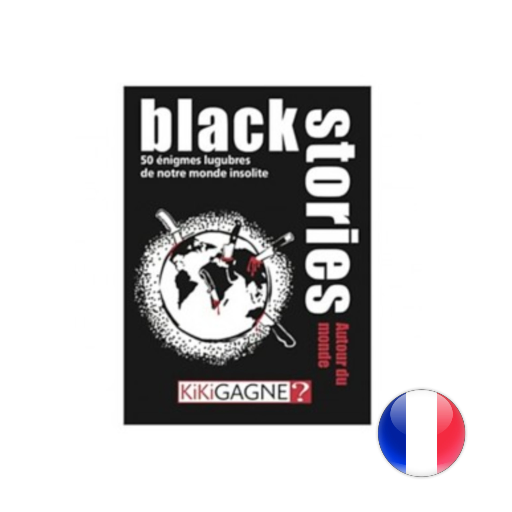 Kikigagne? Black Stories: Autour du monde