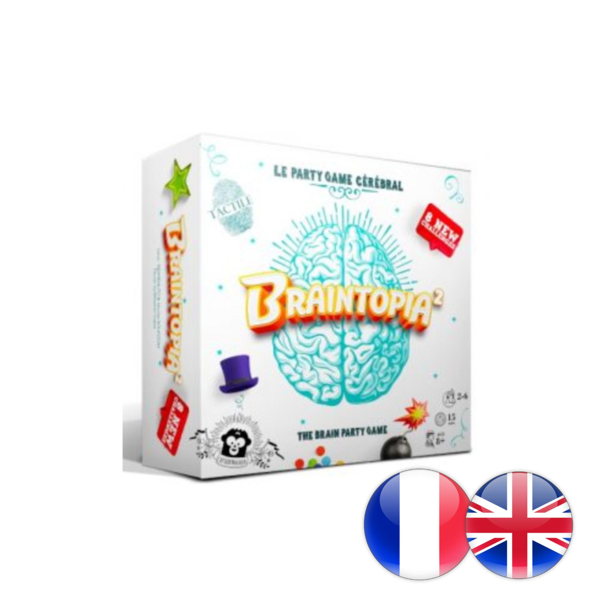Asmodee Braintopia 2 (multi)