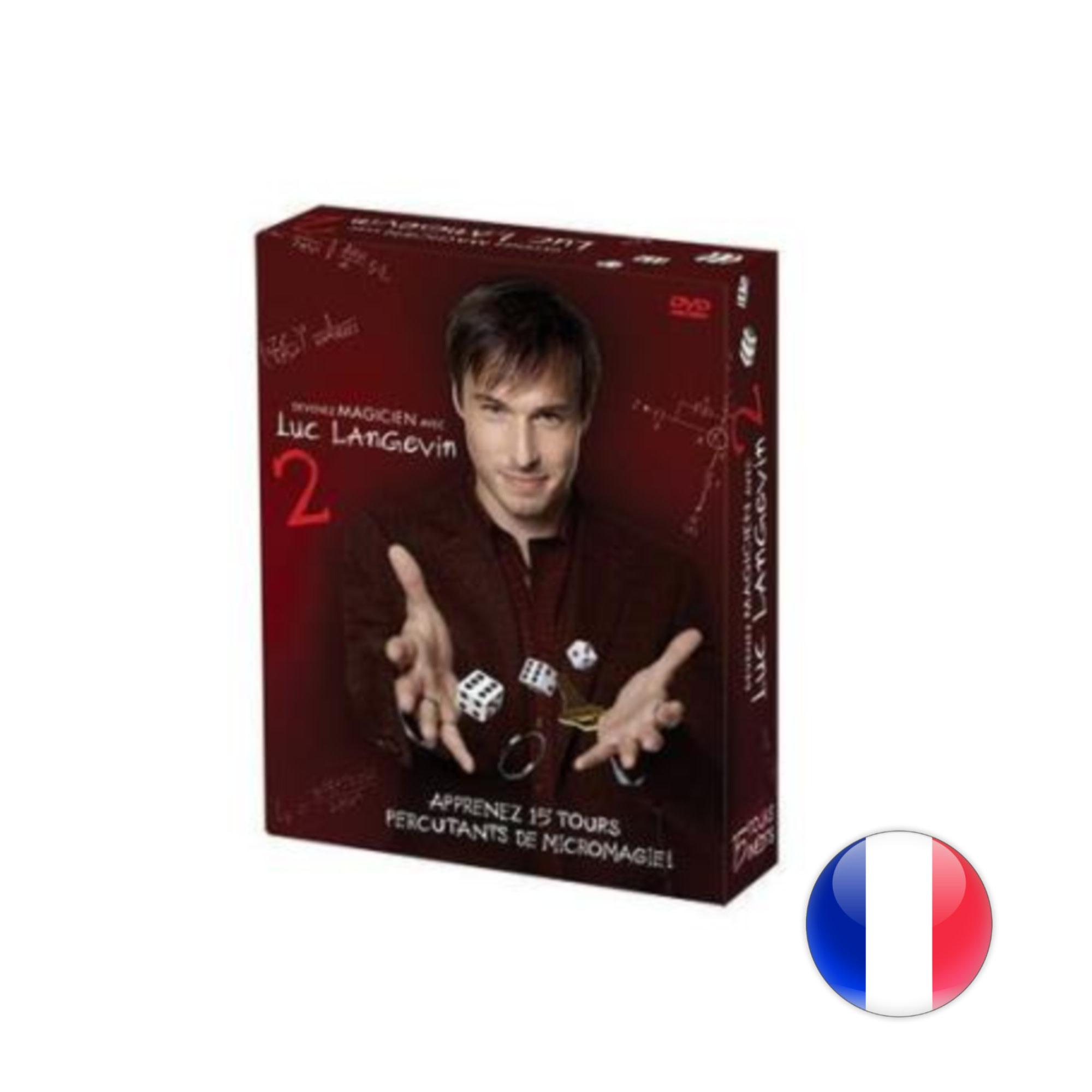 Gladius Devenez magicien avec Luc Langevin vol. 2