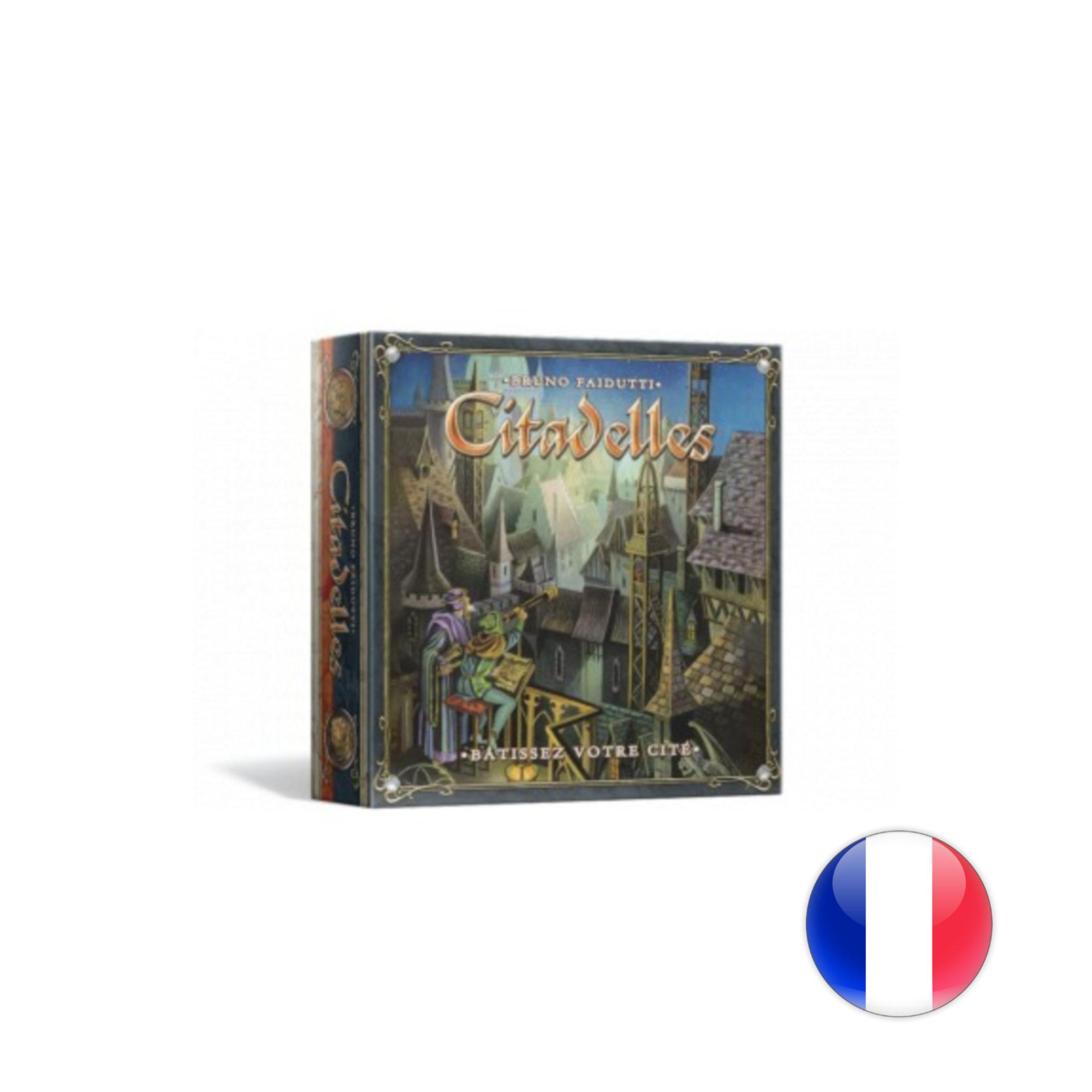 Edge Entertainment Citadelles - Nouvelle édition