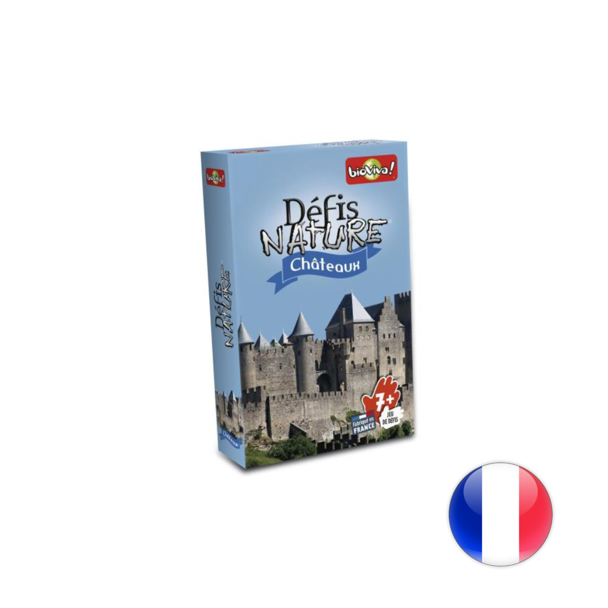 BioViva Defis Natures Chateaux