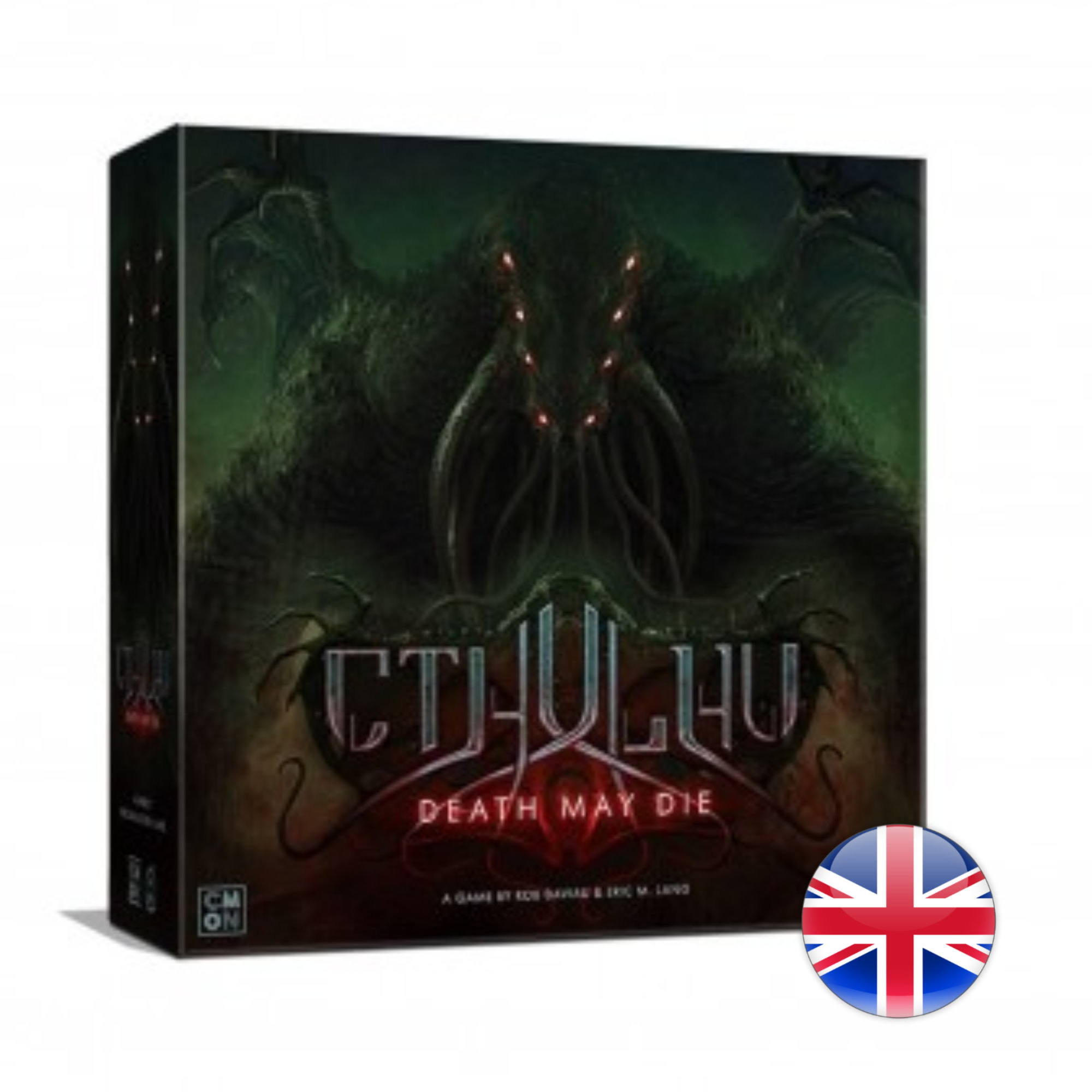 CMON Limited Cthulhu: Death May Die