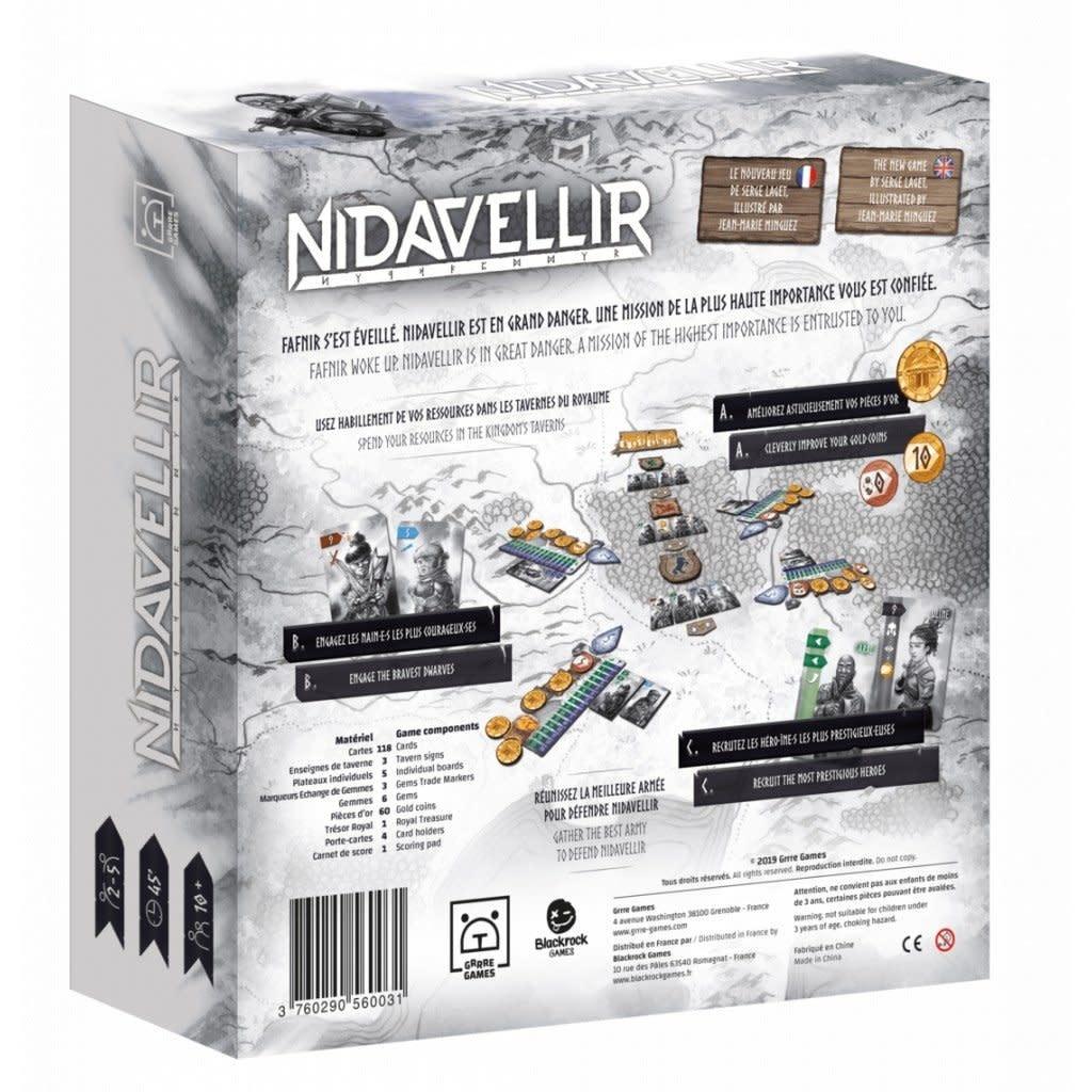 Blackrock Games Nidavellir VF