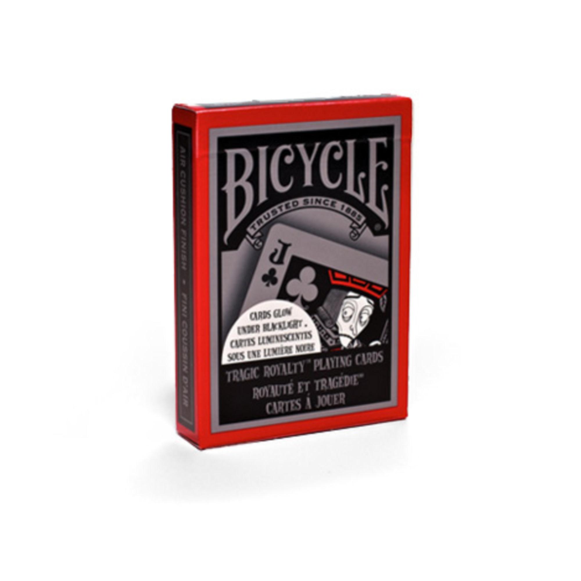 Bicycle Cartes à jouer Bicycle - Tragic Royalty