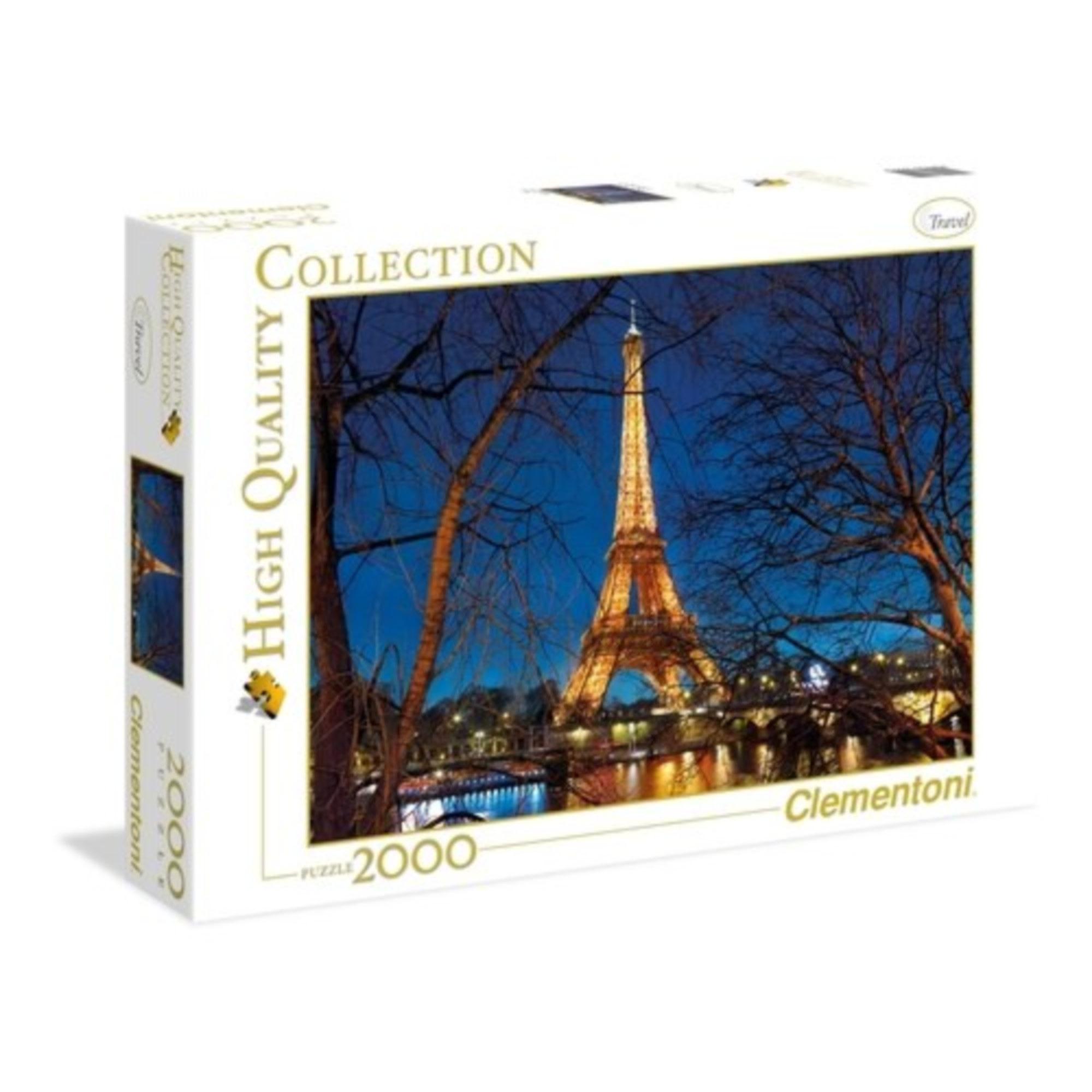 Clementoni Puzzle 2000: Paris