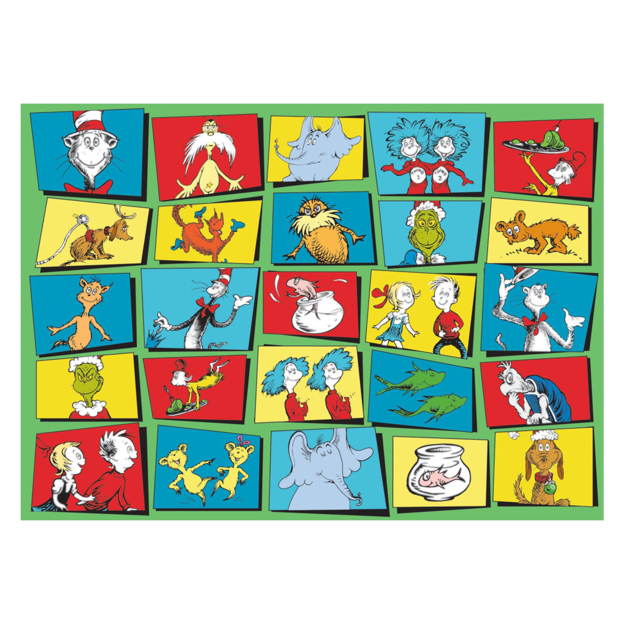 Ravensburger Dr. Seuss Personnages (35 pc)