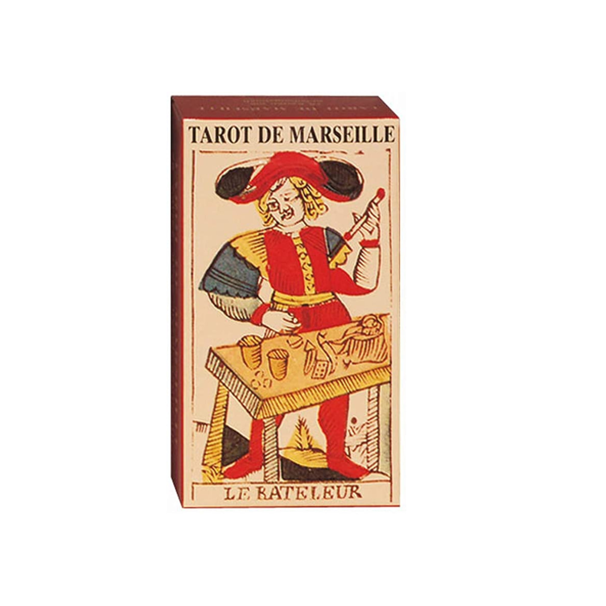 Piatnik Cartes Tarot de Marseille