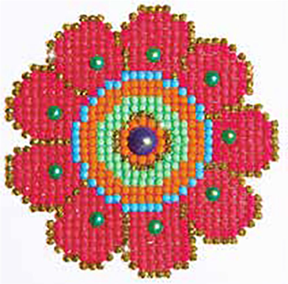 Diamond Dotz Diamond Dotz - Flower Power