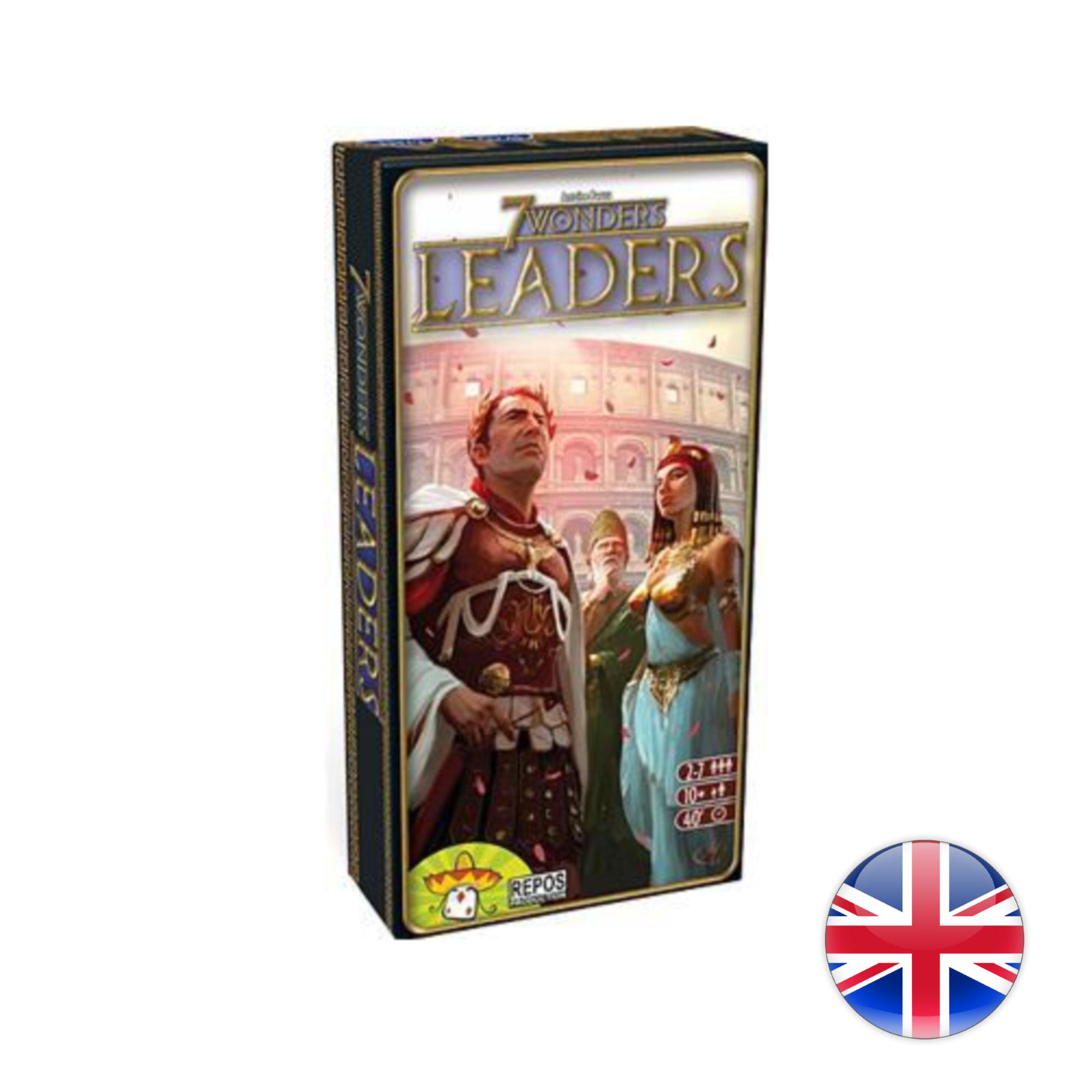 Asmodee 7 Wonders: Leaders VA